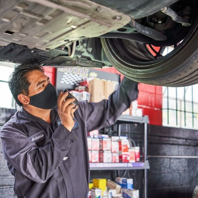 brake repair west los angeles
