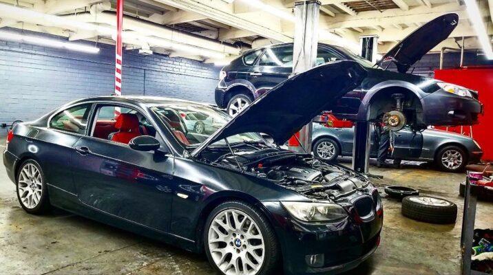 BMW repair Culver city