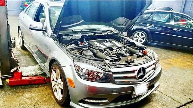 Mercedes Repair Culver City