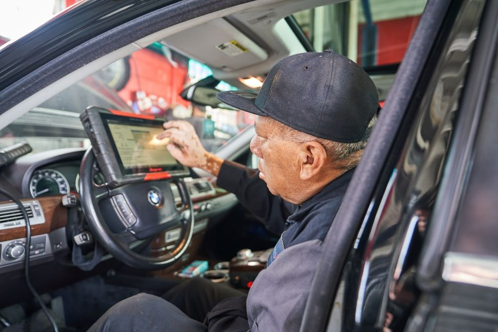 car diagnostic west los angeles