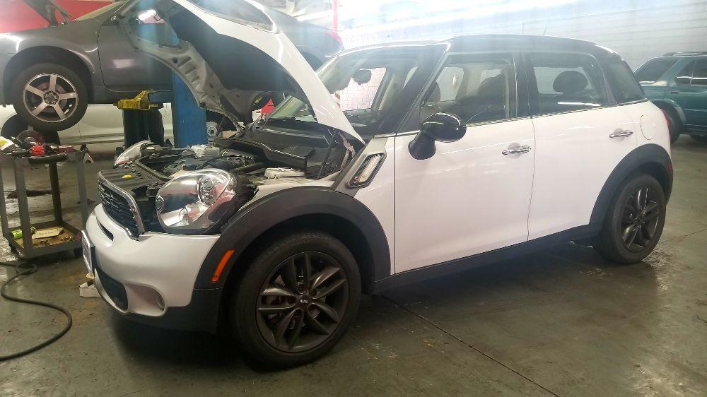 Culver City Mini Cooper Repair