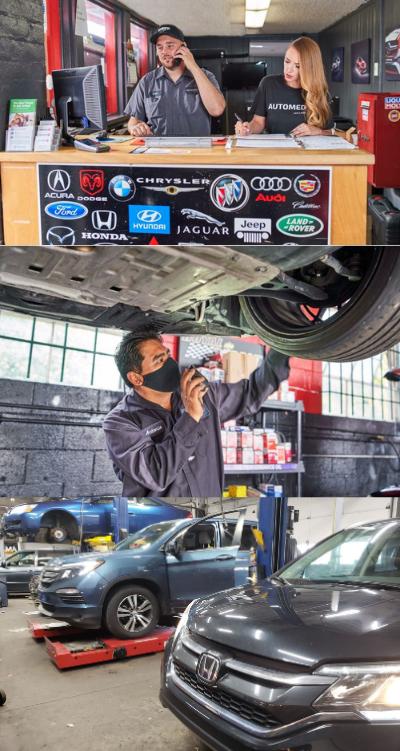 auto repair honda