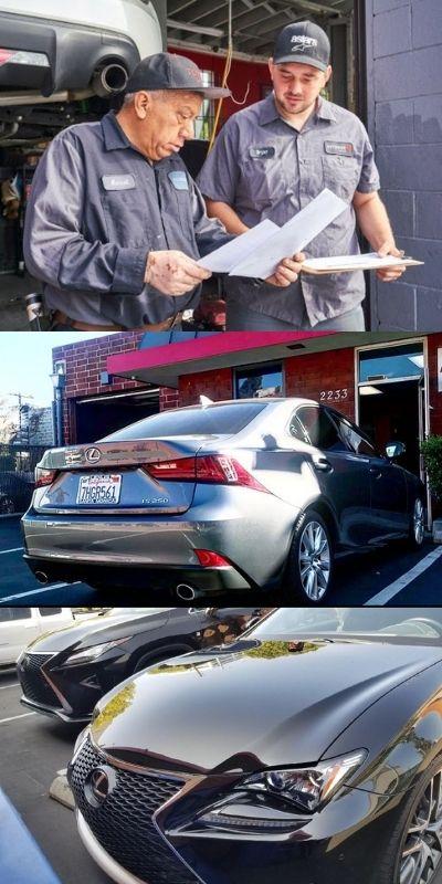 Lexus Auto Repair Culver City
