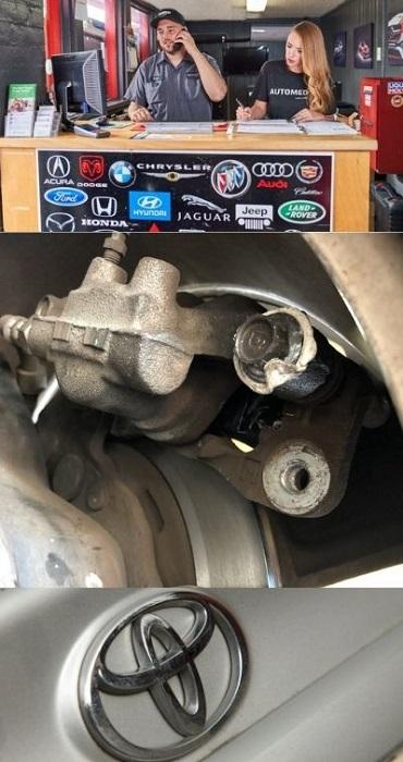 Toyota Auto Repair Culver City